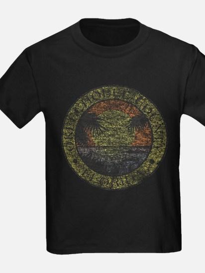 Vintage Okeechobee County T-Shirt