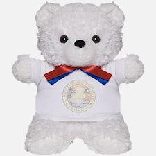 Vintage Okeechobee County Teddy Bear