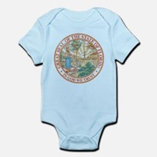 Vintage Florida Seal Body Suit