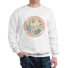 Vintage Florida Seal Sweatshirt