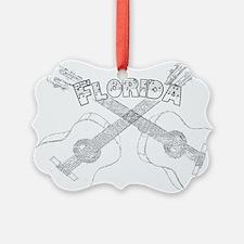 Florida Guitars Ornament