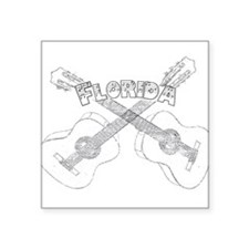 Florida Guitars Sticker