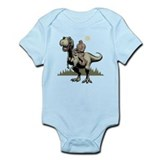 Bigfoot t rex Bodysuits