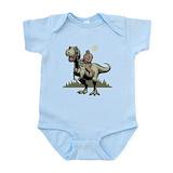 Bigfoot t rex Bodysuits
