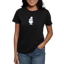 White Persian T-Shirt