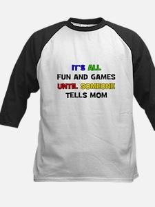 Fun & Games - Mom Tee