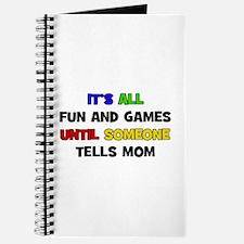 Fun & Games - Mom Journal