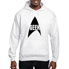 Starfleet Geek Hoodie