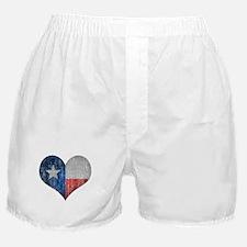 Faded Texas Love Boxer Shorts