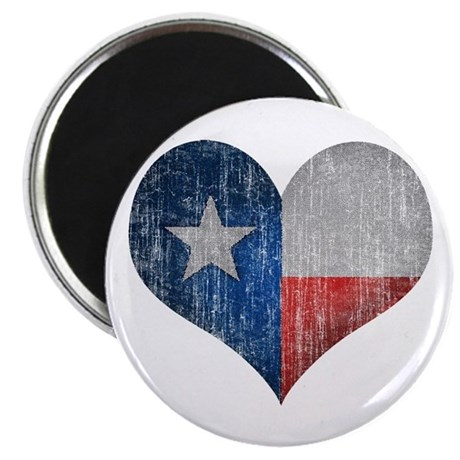 Faded Texas Love Magnet