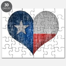 Faded Texas Love Puzzle
