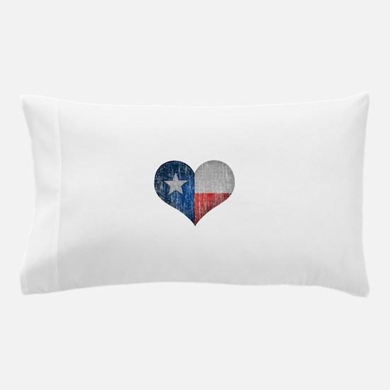 Faded Texas Love Pillow Case