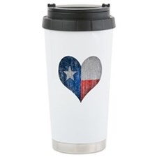 Faded Texas Love Travel Mug