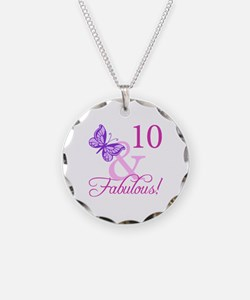 Fabulous 10th Birthday Necklace