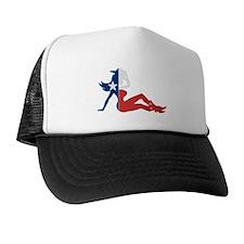 Texas Cowgirl Trucker Hat