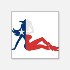 Texas Cowgirl Sticker
