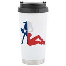 Texas Cowgirl Travel Mug
