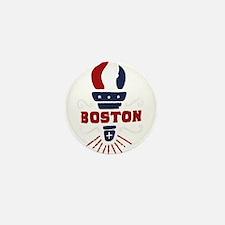 Boston Torch Mini Button (10 pack)