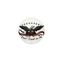 American Tea Party Mini Button (10 pack)