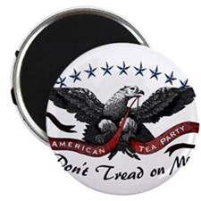 American Tea Party Magnet