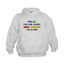 Fun & Games - Dad Hoodie