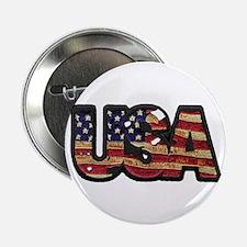 "USA Patch 2.25"" Button"
