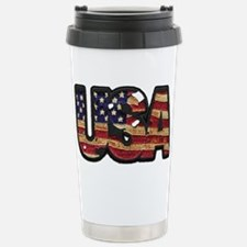 USA Patch Travel Mug