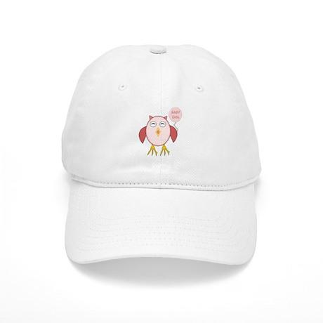 Cute Baby Girl Owl Baseball Cap