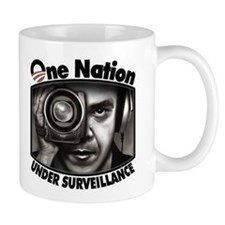 One Nation Under Surveillance Mug