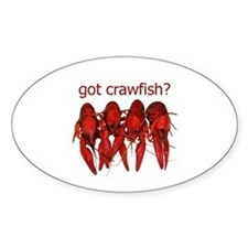 got crawfish? Decal