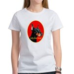 Jolly Dobe Xmas Women's T-Shirt