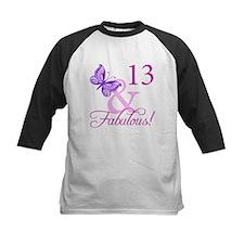 Fabulous 13th Birthday Tee