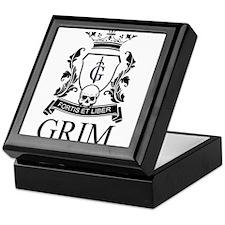 GRIM Keepsake Box