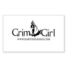 GrimGirl Apparel Decal