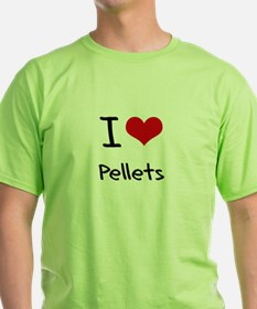 I Love Pellets T-Shirt