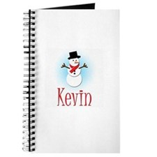 Snowman - Kevin Journal