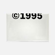 COPYRIGHT 1995 Rectangle Magnet