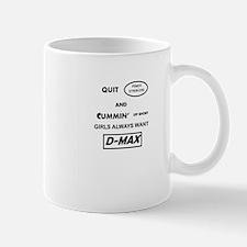 D-MAX Mug