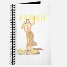 Hawaiian Pinup Hula Journal