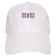 Hawaii Coffee and Stars Baseball Cap