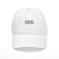 Hawaii Coffee and Stars Baseball Hat