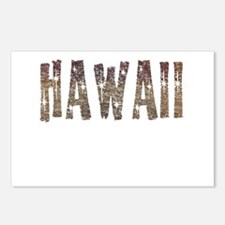 Hawaii Coffee and Stars Postcards (Package of 8)