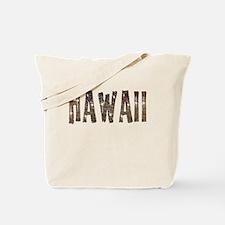 Hawaii Coffee and Stars Tote Bag