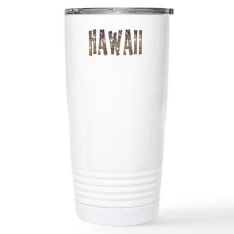 Hawaii Coffee and Stars Travel Mug