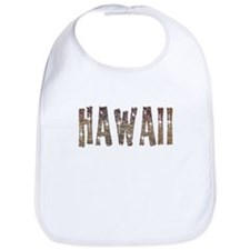 Hawaii Coffee and Stars Bib
