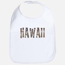 Hawaii Coffee and Stars Bib