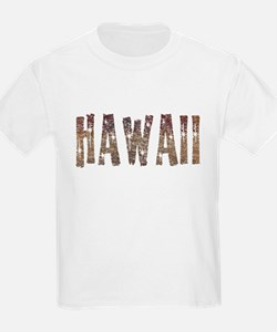 Hawaii Coffee and Stars T-Shirt