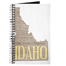 Vintage Idaho Potato Journal