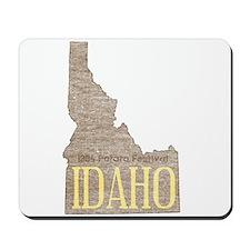 Vintage Idaho Potato Mousepad