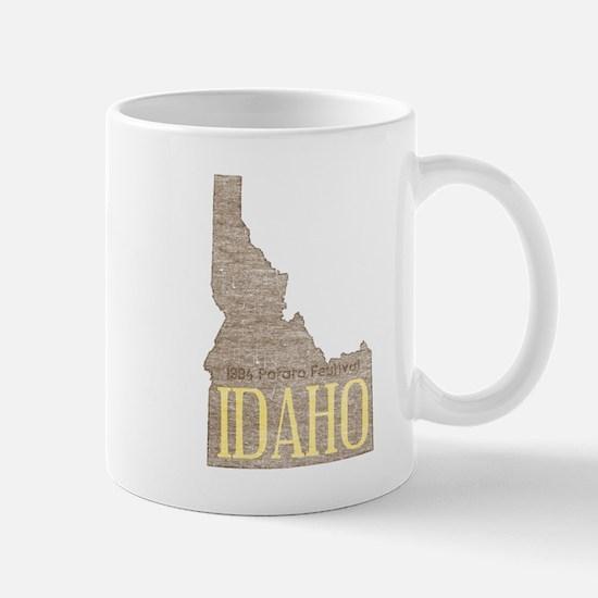 Vintage Idaho Potato Mug